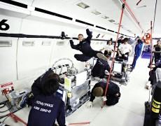 Fire hazards in Space Video