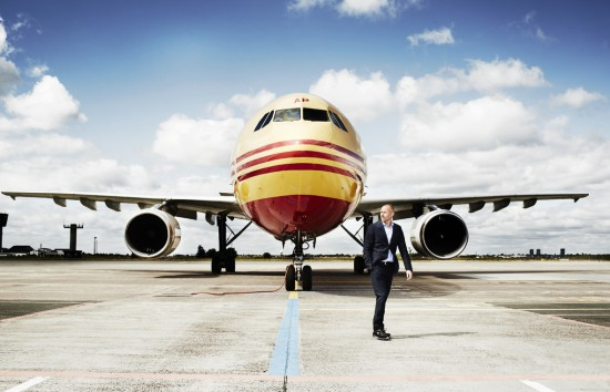 DHL Express CEO Claus Lassen
